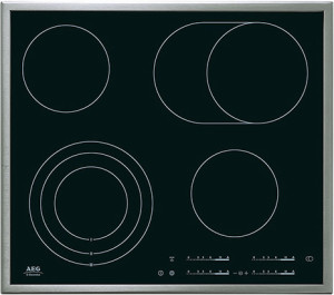 Image of a Ceramic_Hob on the oven cleaning prices page