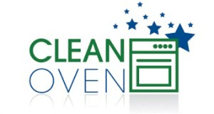 Image of the Clean Oven logo on the Clean Oven home page about oven cleaning