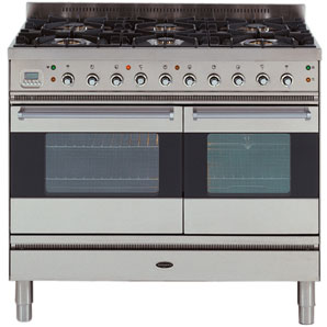 Image of a Range_Style_Double_120cm cooker on the oven cleaning prices page