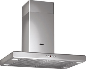 Image of an extractor hood on the oven cleaning prices page